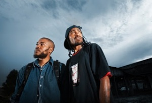 "Sick UK duo OBBA SUPA check ""To:am / Free:am"" album."