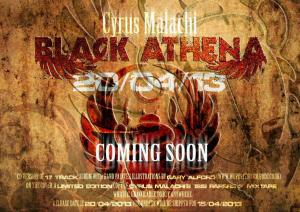 Black Athena coming soon