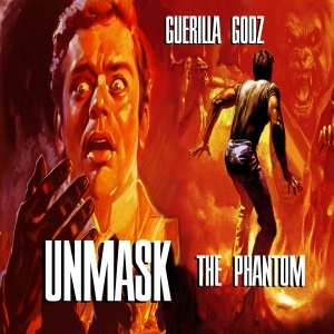 Get your copy here http://makebelievehiphop.bandcamp.com/album/guerilla-godz-unmask-the-phantom