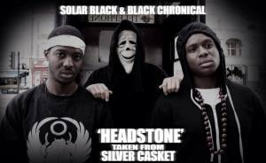 Headstone video just dropped from the Silver Casket mixtape