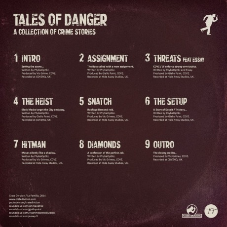 Tales of Danger out now!!