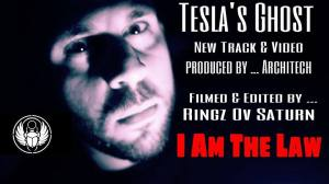 i am the law teslas ghost