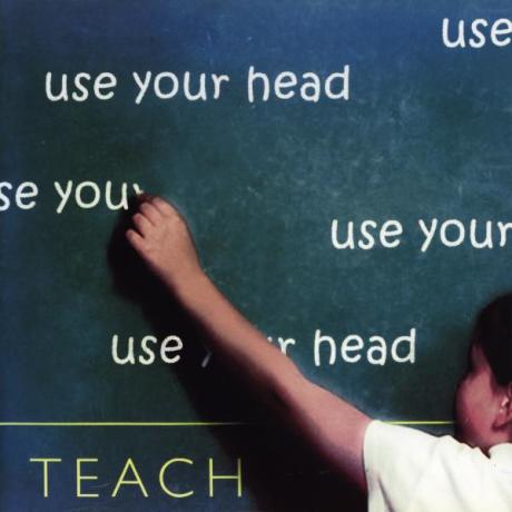 Teach Em's debut album Use your Head